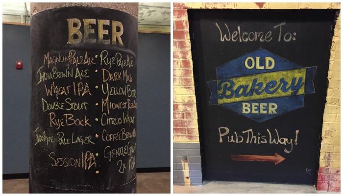 Old Bakery Beer Co. | Ellie And Addie