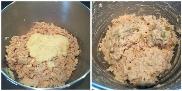 Sour Cream Chicken Enchilada Recipe | Ellie And Addie