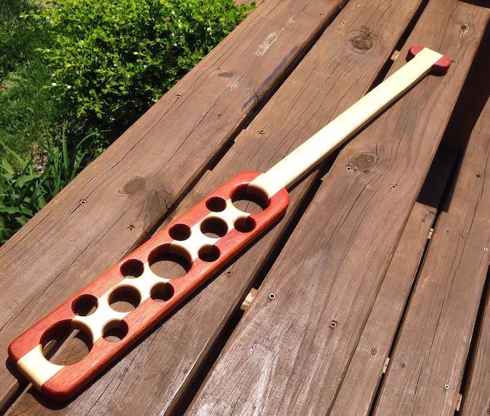 home brew mash paddle