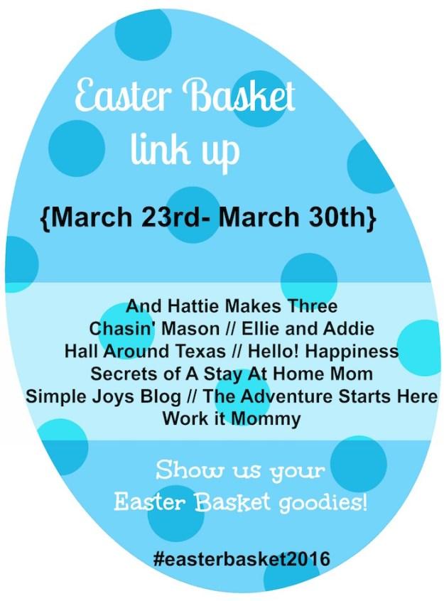 Easter Basket Link Up 2016