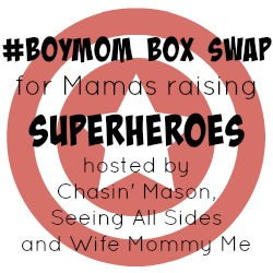 #boyMOM Box Swap | Ellie And Addie