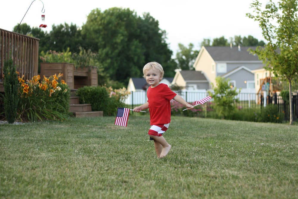 Star Spangled Kids | Ellie And Addie