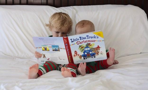 Christmas Pajama Party | Ellie And Addie