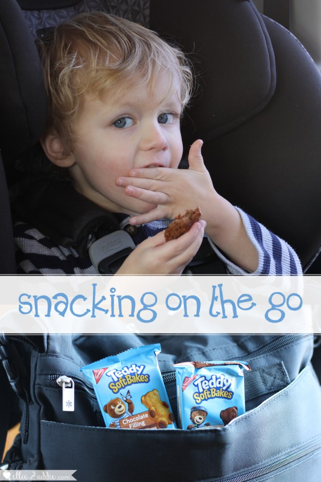 Snacking On The Go | Ellie And Addie