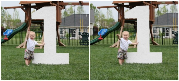 Happy First Birthday Ezra! | Ellie And Addie