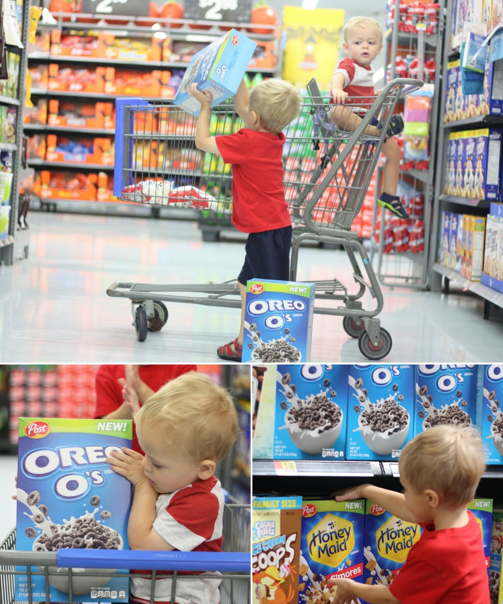 Dunked Oreo O's Bars Recipe | Ellie And Addie