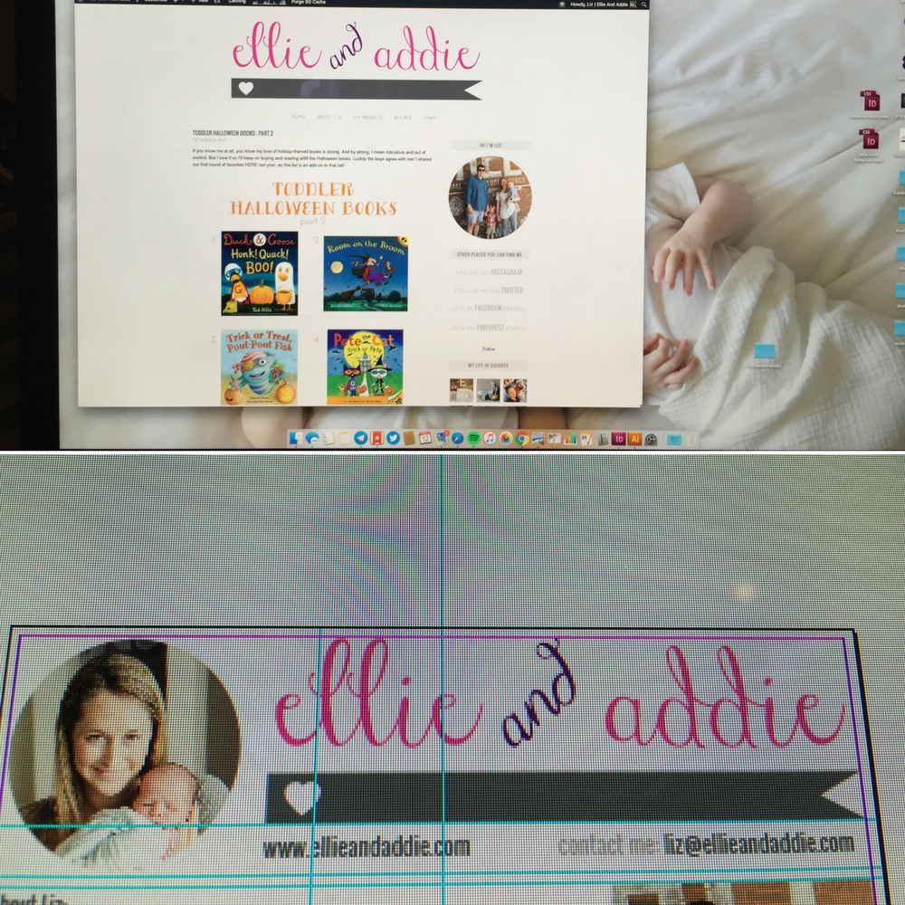 Day In The Life – October 2017 | Ellie And Addie