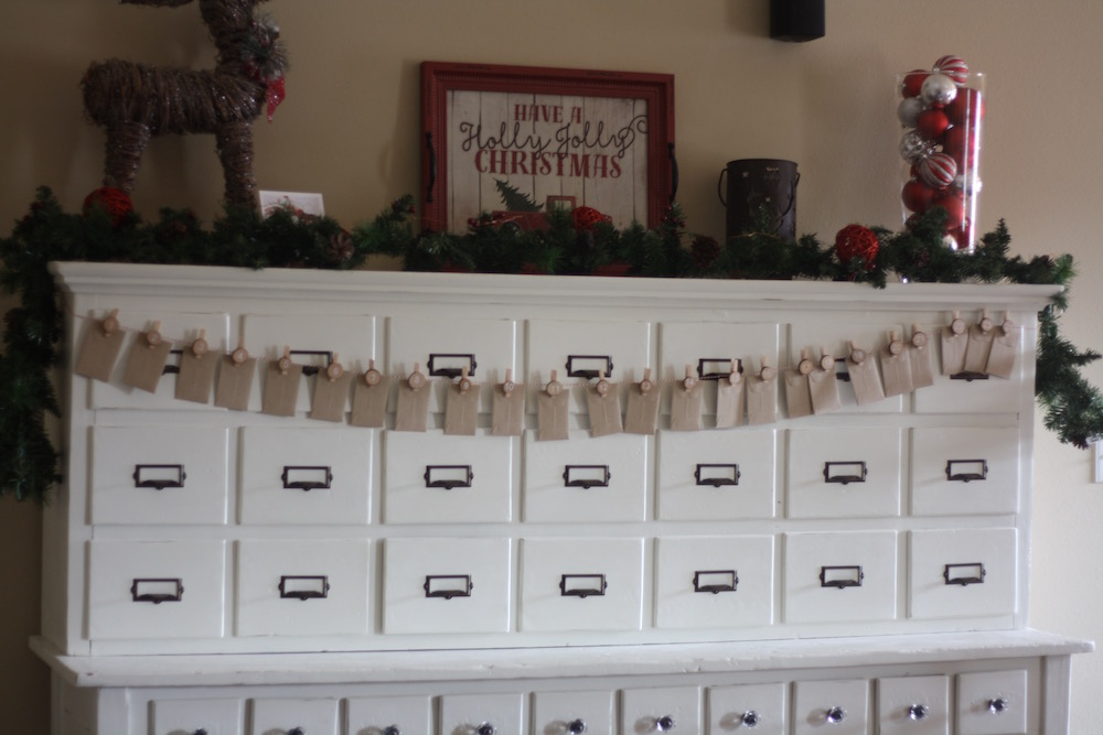 Decorating Our Apothecary For Christmas | Ellie And Addie