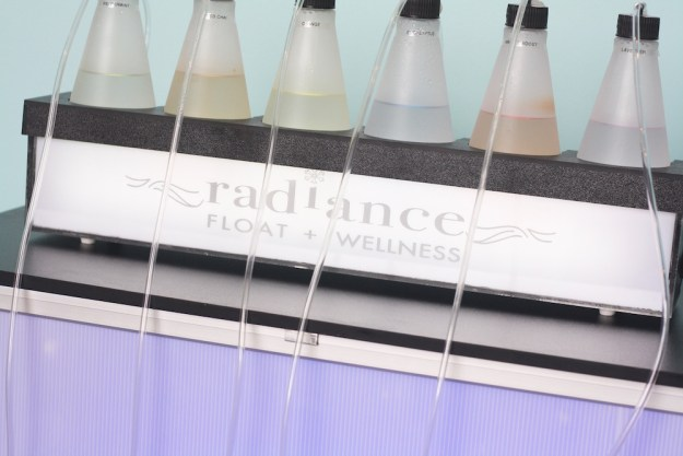 Floating Stress Away - Float Therapy at Radiance Float + Wellness - St. Louis, MO | Ellie And Addie