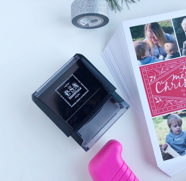Last Minute Holiday Greetings with Mpix | Ellie And Addie