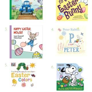 Toddler Easter Books – Part 2