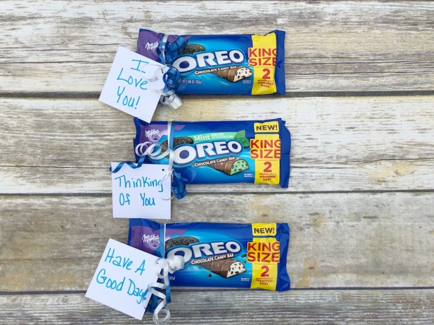 Sweet Treats To Share: OREO Chocolate King Size Candy Bars on Rollback at Walmart [ad] #OREOChocolate #KingSizeRollBack #Walmart #IC