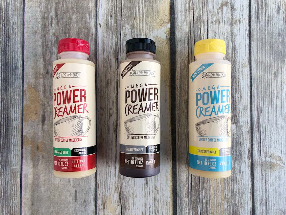 How To Make Power Coffee At Home - How to make butter coffee at home with PowerCreamer   Ellie And Addie