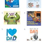 Toddler Father's Day Books
