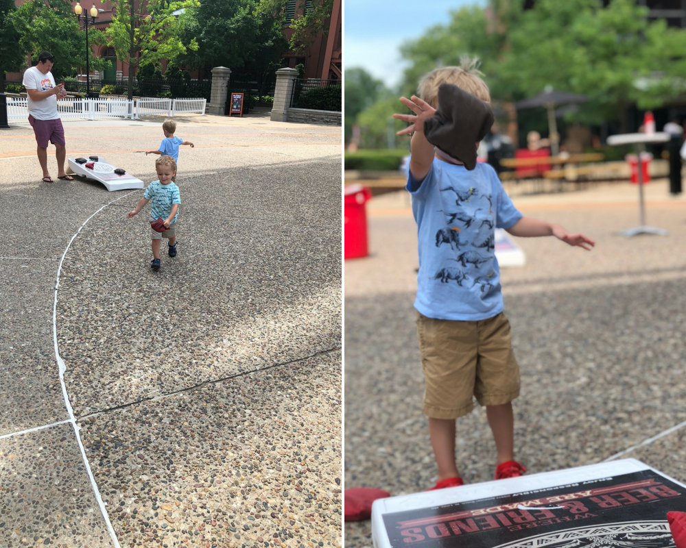 Weekend Fun - Happy Father's Day! | Ellie And Addie