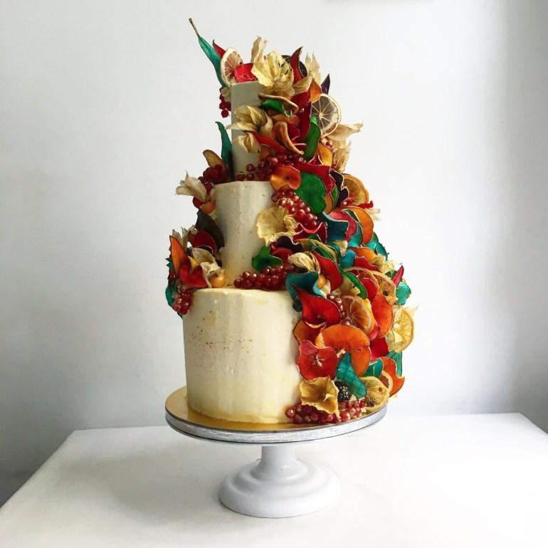luxury wedding cakes baked in brighton
