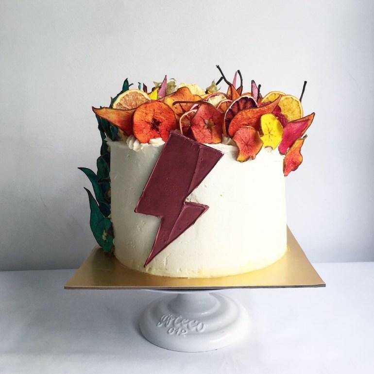 luxury signature celebration cake louisa pringle