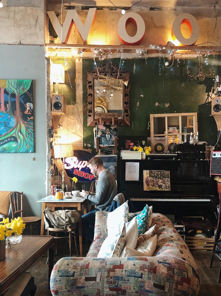 cafe salvage hove breakfast lunch coffee