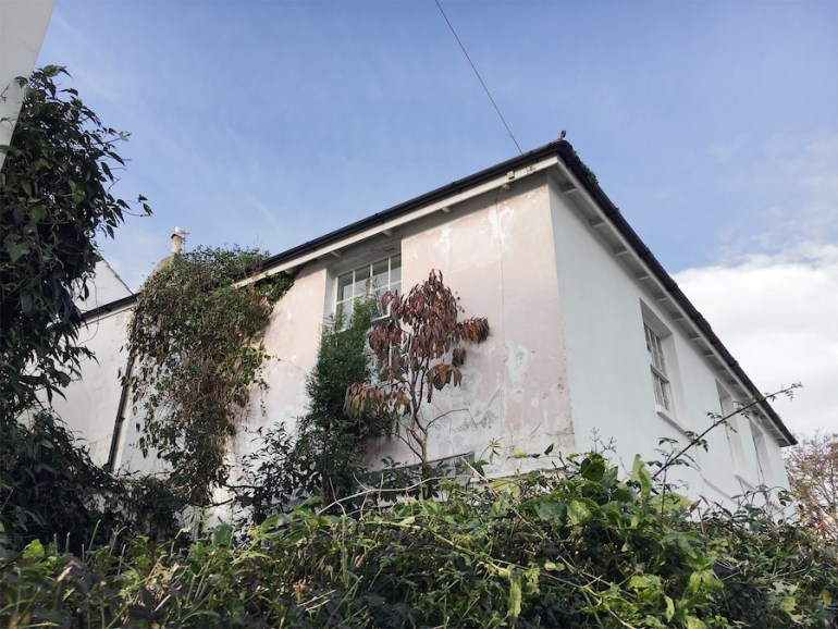 camden terrace cottages brighton station