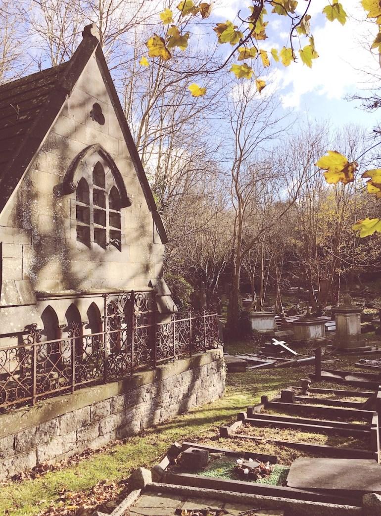 cemetery walk brighton victorian burial ground