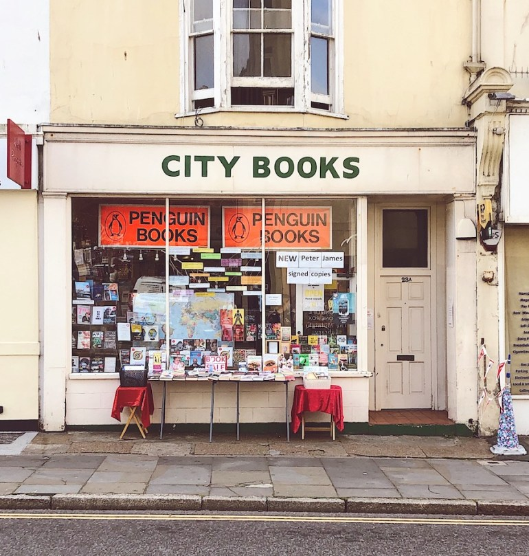 city books brighton