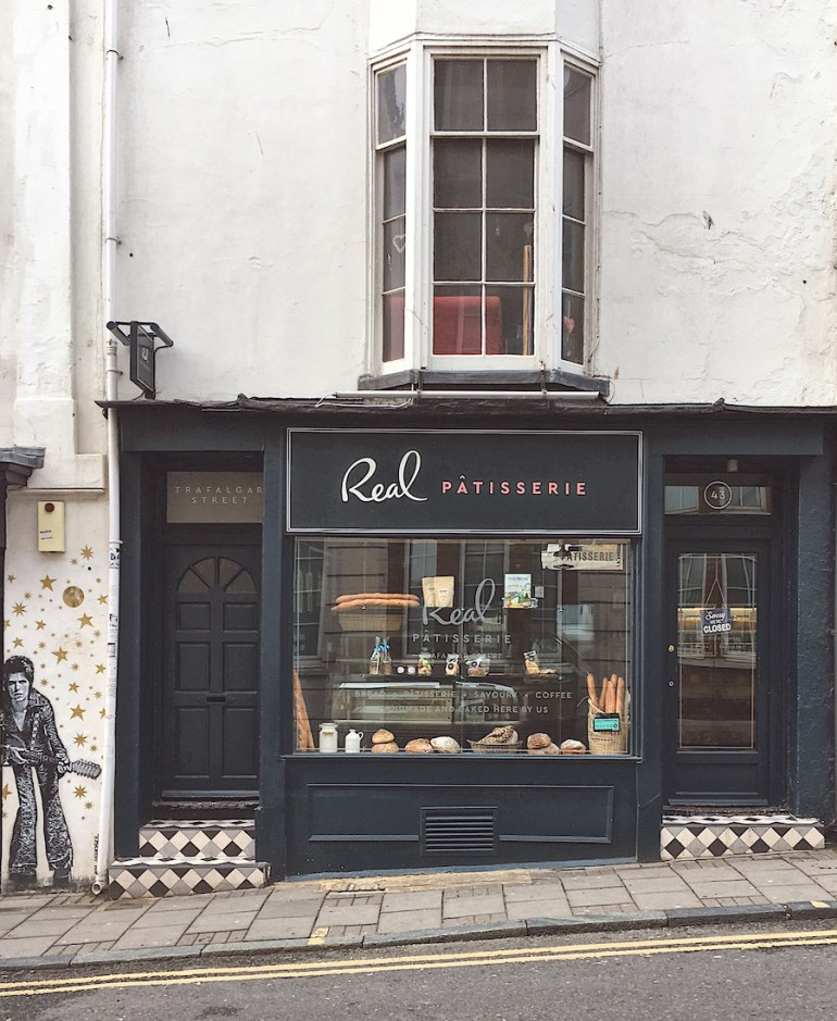 real patisserie bakery brighton