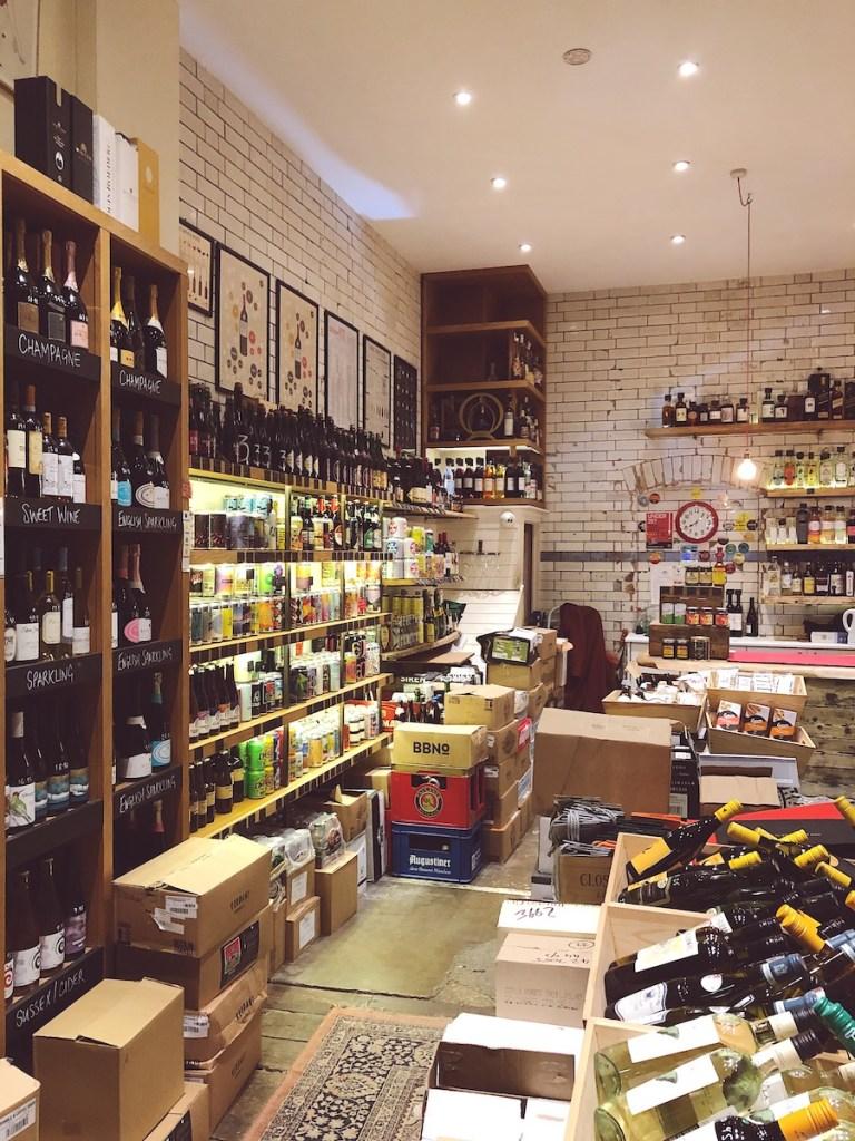 seven cellars off licence brighton