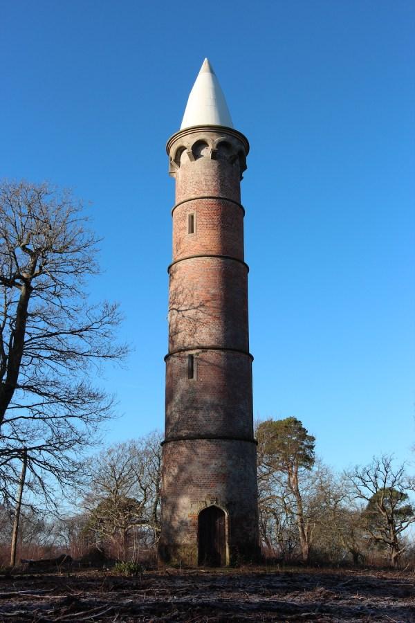 saxonbury tower folly