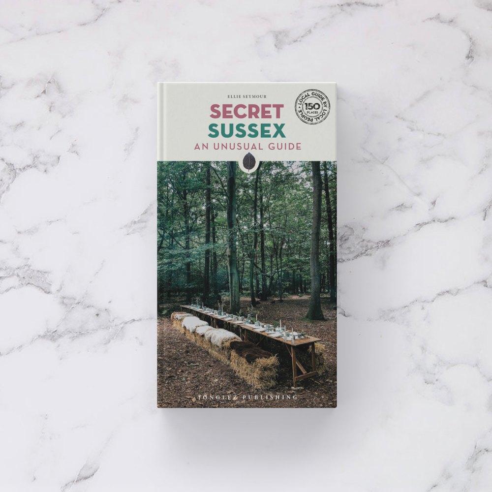 secret sussex guidebook ellie seymour