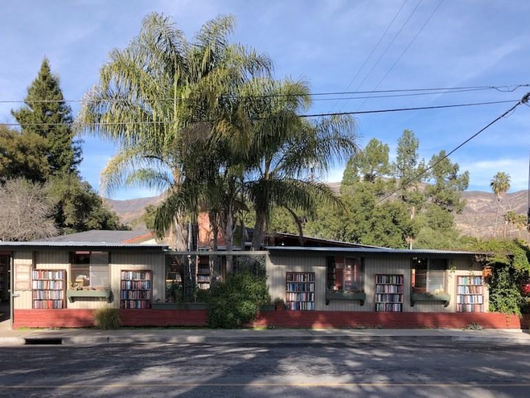 Barts books ojai California LA day trip