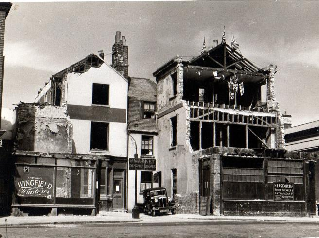brighton floral hall market street demolished