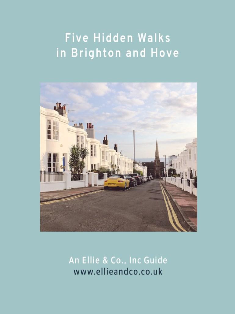 hidden walks in Brighton and Hove