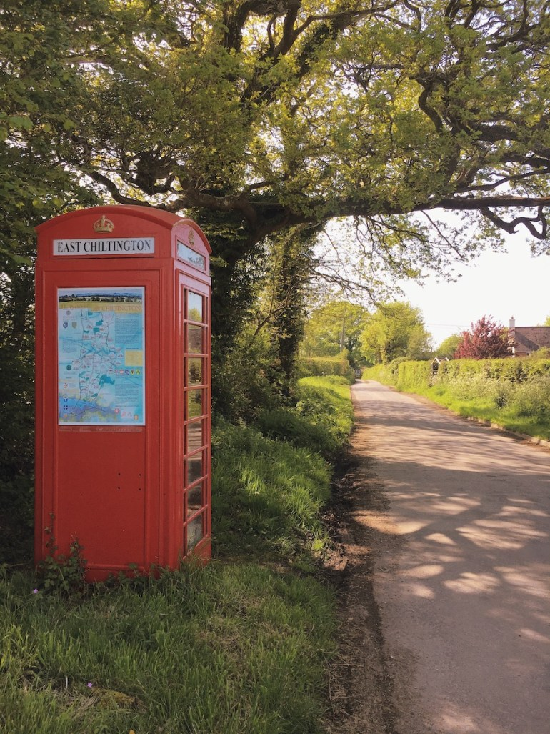 east chiltington phonebox library