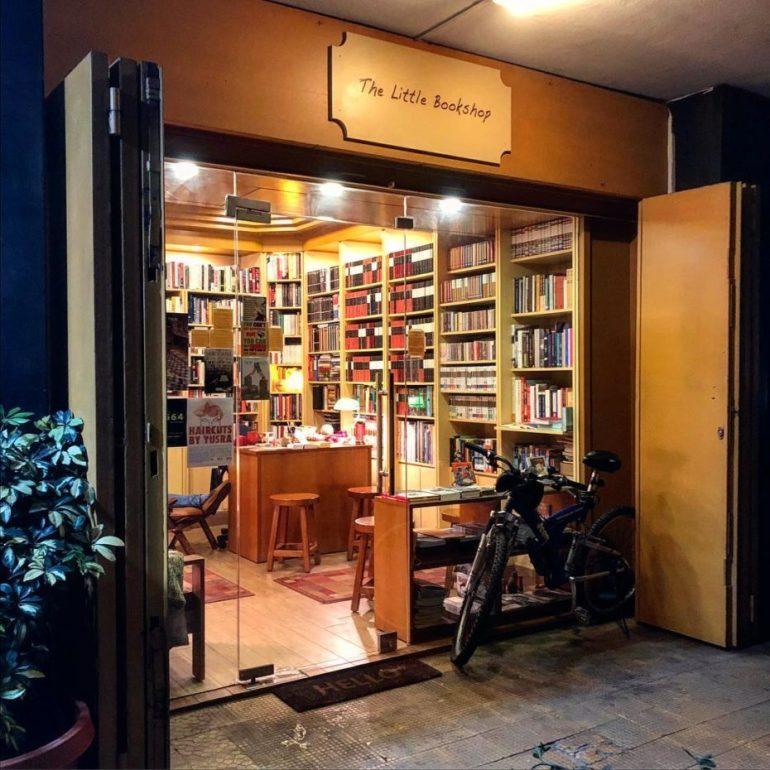 the little bookshop beirut al harm