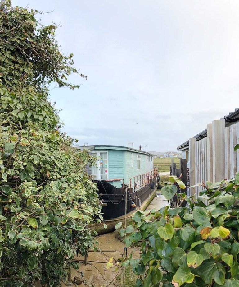houseboats shoreham secret sussex