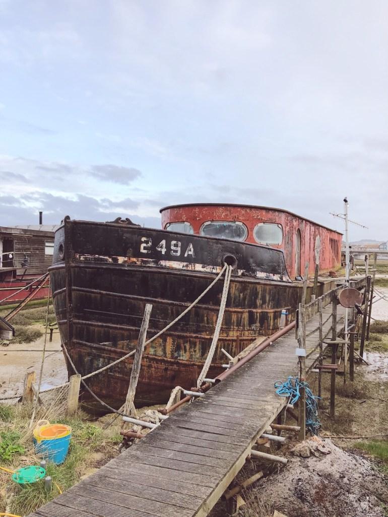houseboats shoreham