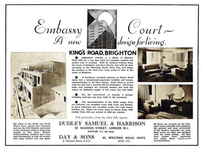 embassy court sales brochure