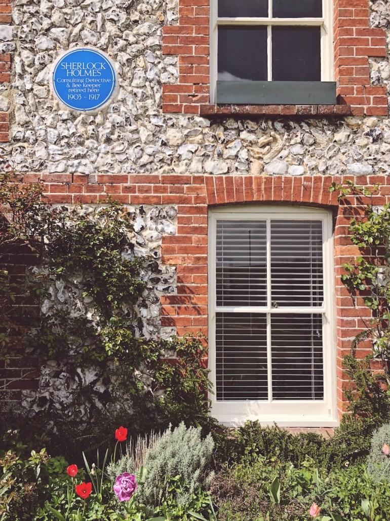 sherlock holmes fictional retirement home east dean