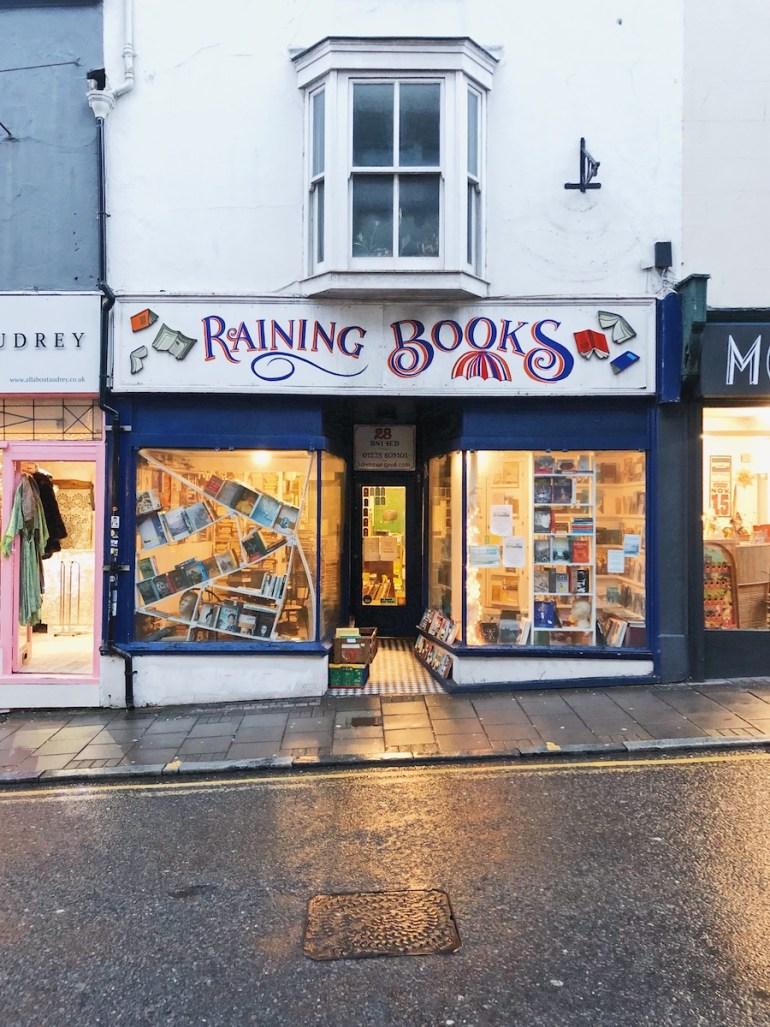 book shop brighton