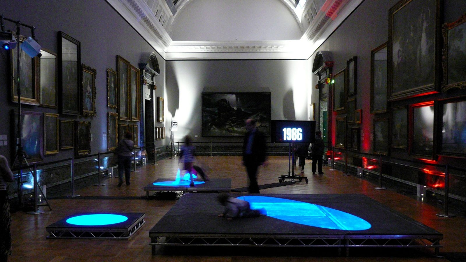 The Redistribution of Wealth installed at Tate Britain in 2012