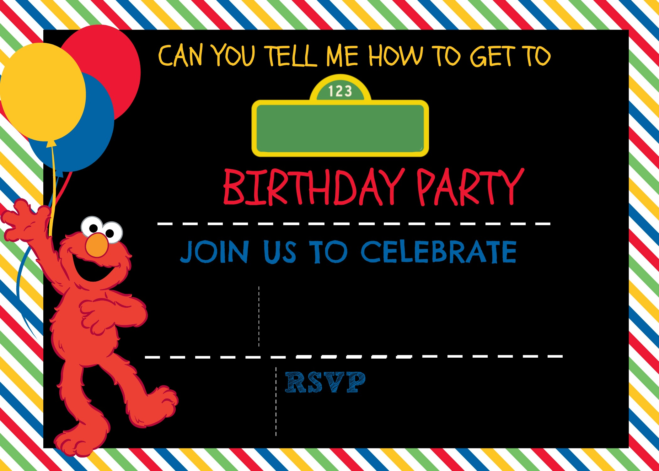 Printable Invitations Make Your Own
