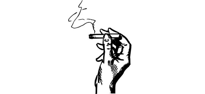 "Hand holding cigarette - ""Ash"" flash fiction"