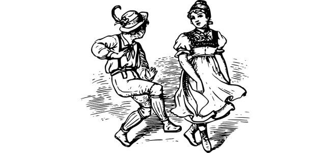 "Vintage children illustration - ""Loot"" flash fiction"