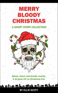 Merry Bloody Christmas: A Short Story collection - Ebook cover