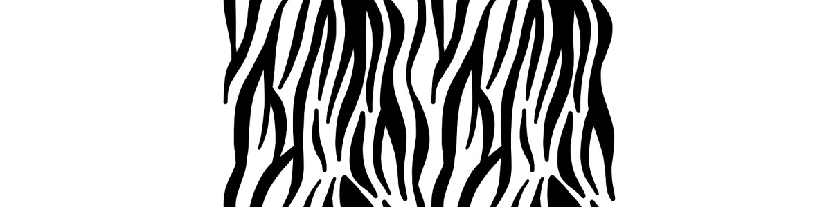 "Zebra print - ""Fashion, Darling"" microfiction"