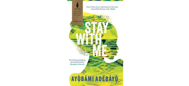 Stay With Me by Ayọ̀bámi Adébáyọ̀ book cover