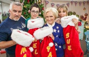 The Great Christmas Bake Off Sneak Peak!