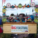 Mantras and Food Babies at this year's Big Feastival