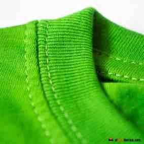 Cubre costuras reforzado en cuello