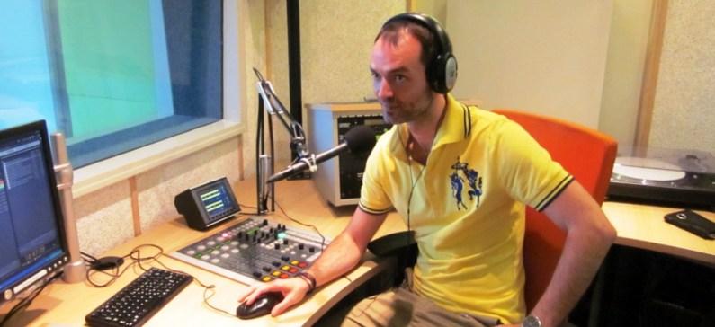 Η ελληνική φωνή του Ολλανδικού Δημοτικού Ραδιοφώνου